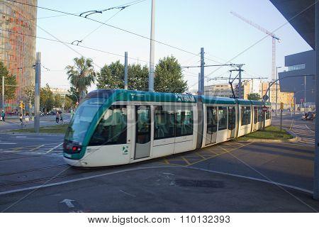 Trambaix of Barcelona