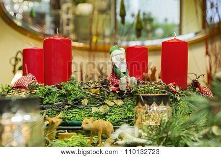 Advent Wreath Ensemble