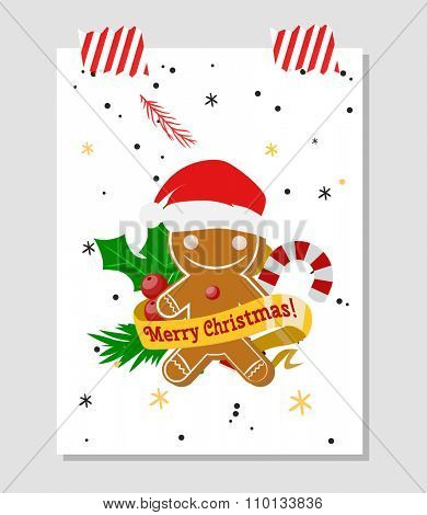 Christmas greeting cards collection. Christmas greeting card vector. New Year greeting cards. Christmas greeting card illustration. New Year invintation card template. Christmas decoration