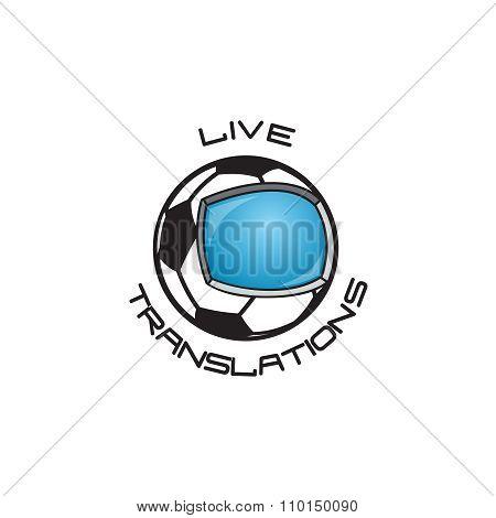 Football Event Logo