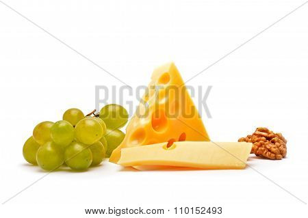 Cheese On White