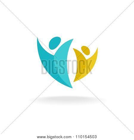 People Rise Logo