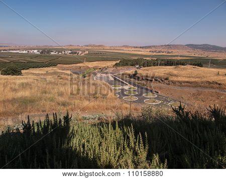 Golan Volcanic Park Avital