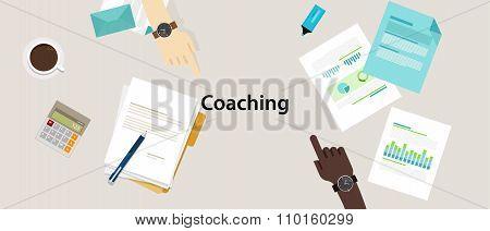 business coaching professional management training