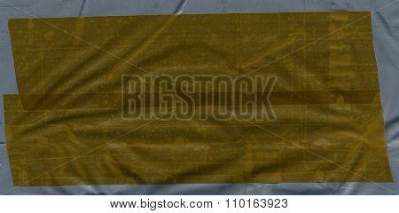 Adhesive Tape Background