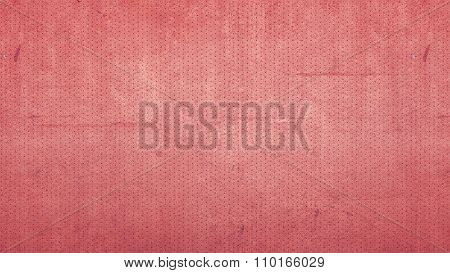 Vintage red dotted grunge background