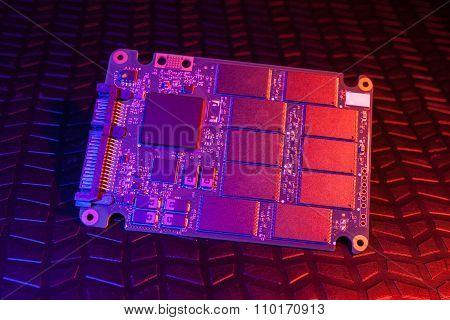 SSD sata PCB
