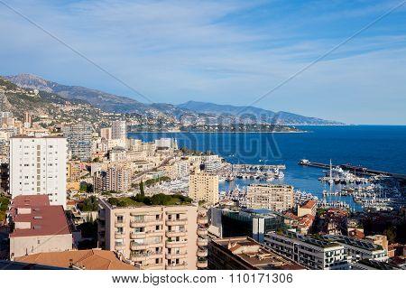 Scenic View From Monaco Village