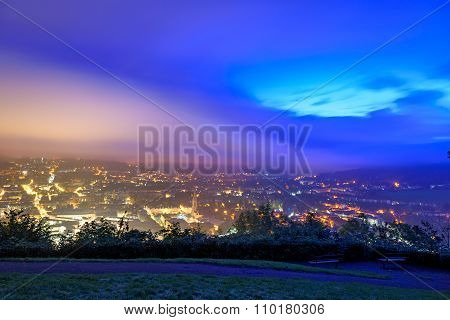 Bath City Skyline