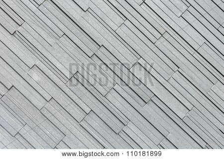 Pattern Of Grey And Rough Granite Wall Texture, Background