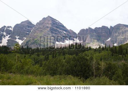 Maroon Peaks