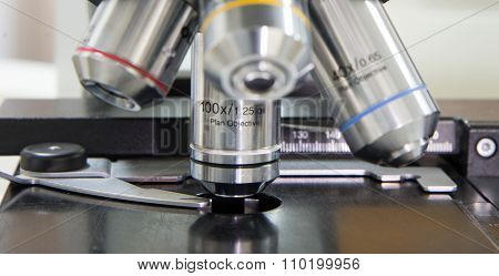 A Microscope Is An Instrument Used To See Objects That Are Too Small For The Naked Eye. The Science