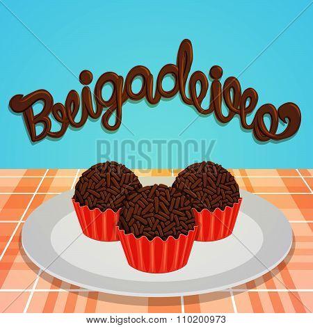 Brigadeiro - Brazilian Candy