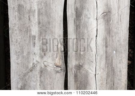 Two big planks wood texture background