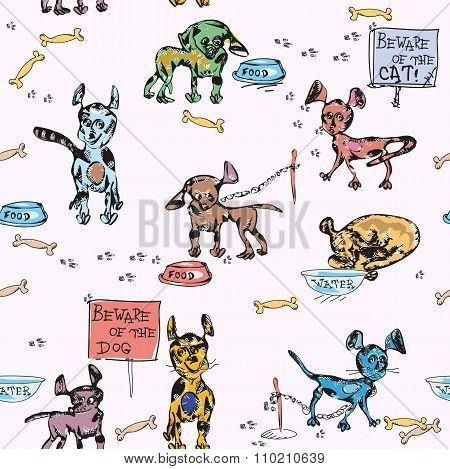 Funny Futuristic Pets