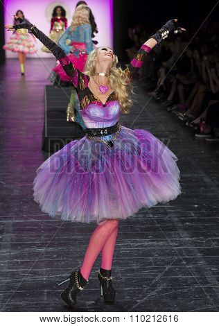 Betsey Johnson - Spring 2016 Collection