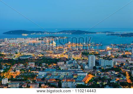 Night Toulon
