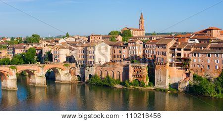Albi In A Sunny Summer Day