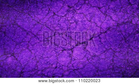 Purple Old cracked grunge background texture