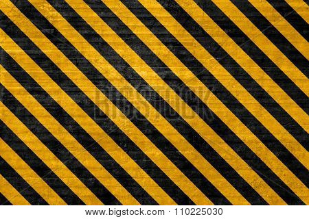 Textured Hazard Background