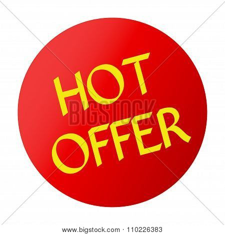 Hot Offer Red
