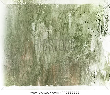 Textured Grunge Painted Background