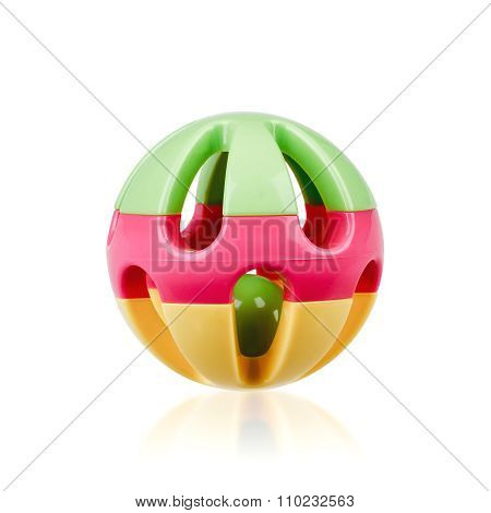Colorful Rattle Baby Toy