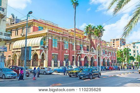 The Hospital Building