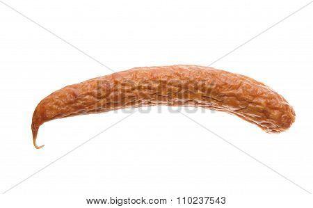 Dry sausage.