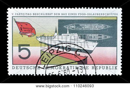 German Democratic Republic 1960