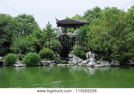 Tongli Pearl Pagoda Garden