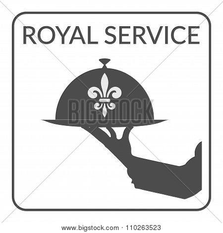 Royal Service Sign