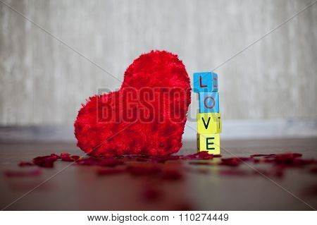 Beautiful Heart For Valentine