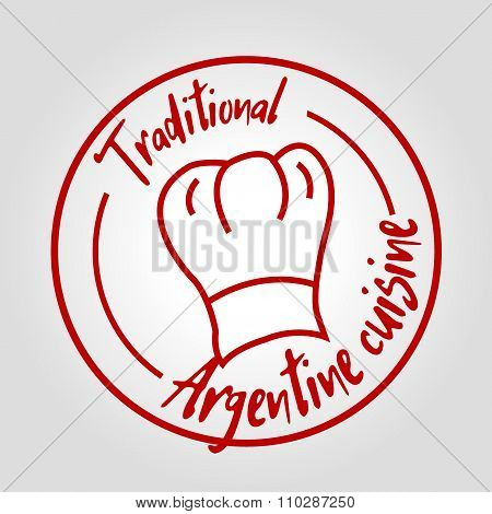 Traditional Argentine Cuisine icon
