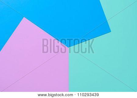 Tri Color Background