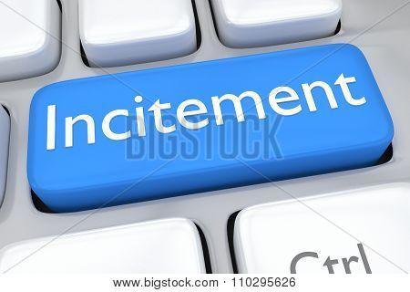 Incitement Button Concept