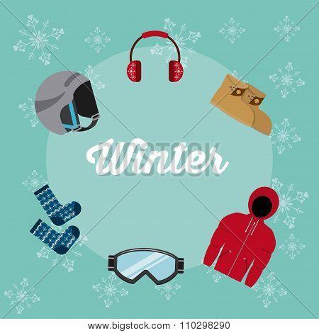 winter clothes design