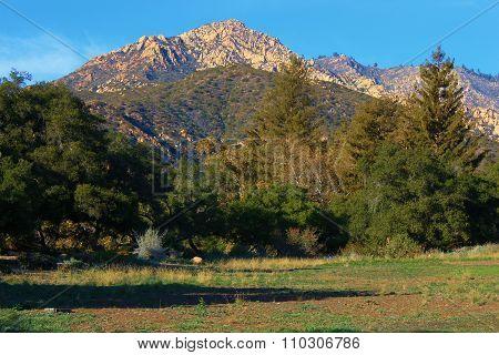 Rural Santa Barbara