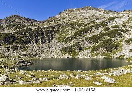 Kamenitsa Peak and Mitrovo Lake, Pirin Mountain