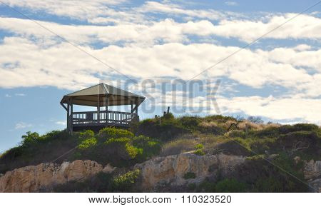 Gazebo in the Clouds