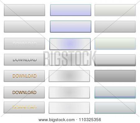 color diverse buttons