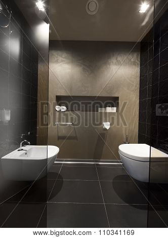 Bathroom Apartment Interior