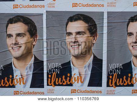 Spanish 2015 Elections