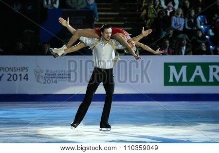 Tatiana Volosozhar / Maxim Trankov Gala