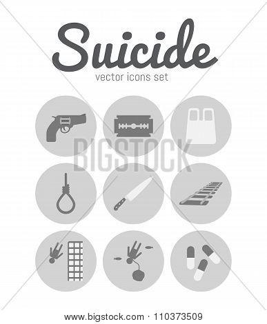 methods of suicide