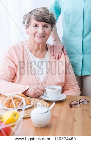 Elderly Patient With Indigestion Problem
