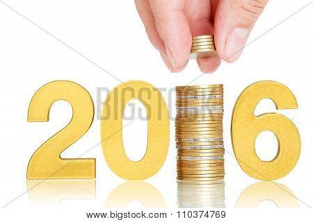 Golden 2016,investor Concept