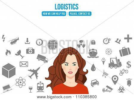 Logistics Services Design Concept