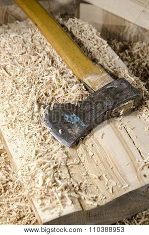 Joinery Tools - Ax