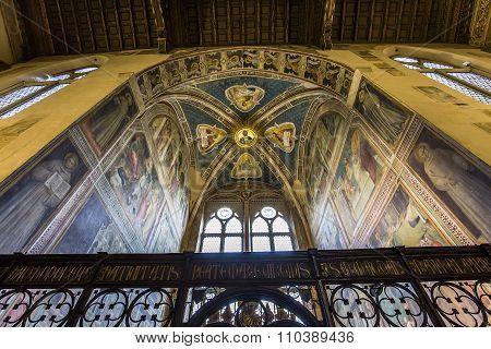 Basilica Of Santa Croce, Florence, Italy